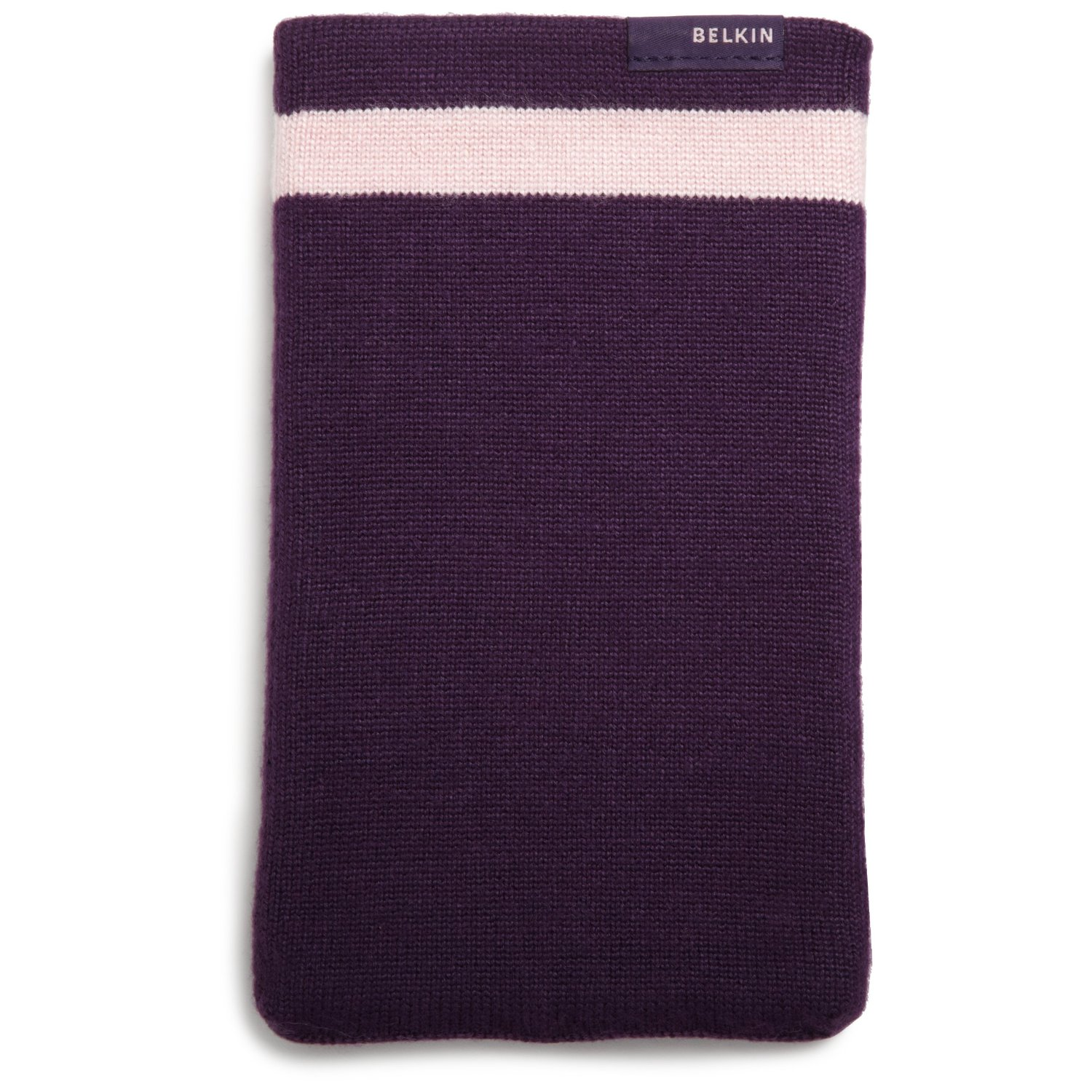 Husa Belkin Knit pentru Kindle Keyboard eBook Reader (violet)