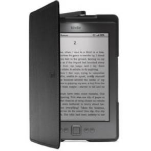 Husa piele Kindle cu iluminare