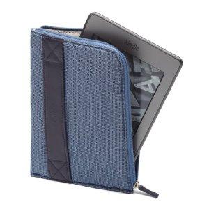 Husa pentru Kindle eBook Reader (Albastru)