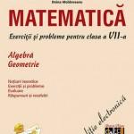 Matematica. Exercitii si probleme pentru clasa a VII-a. Algebra, Geometrie
