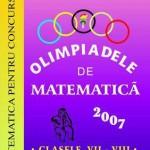 Olimpiade de Matematica VII-VIII 2007