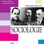 Sociologie. Manual pentru clasa a 11-a
