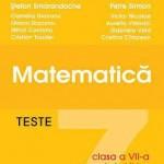 Teste de matematica, clasa a VII-a, semestrul al II-lea