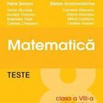 Teste de matematica, clasa a VIII-a, semestrul II