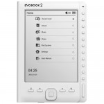eBook Reader Evolio Evobook2