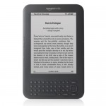 eBook Reader Kindle Wi-Fi + 3G