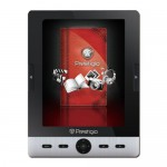 eBook Reader PRESTIGIO Nobile PER3072