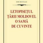 Letopisetul Tarii Moldovei. O sama de cuvinte