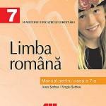 Limba romana. Manual pentru clasa a 7-a