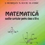 Matematica-auxiliar curricular pentru clasa a XII-a
