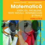 Matematica. Exercitii, probleme, teste initiale, curente si finale - clasa a IV-a