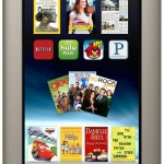 Nook - E-Book Reader Tablet