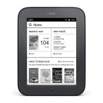 eBook reader Nook Simple Touch